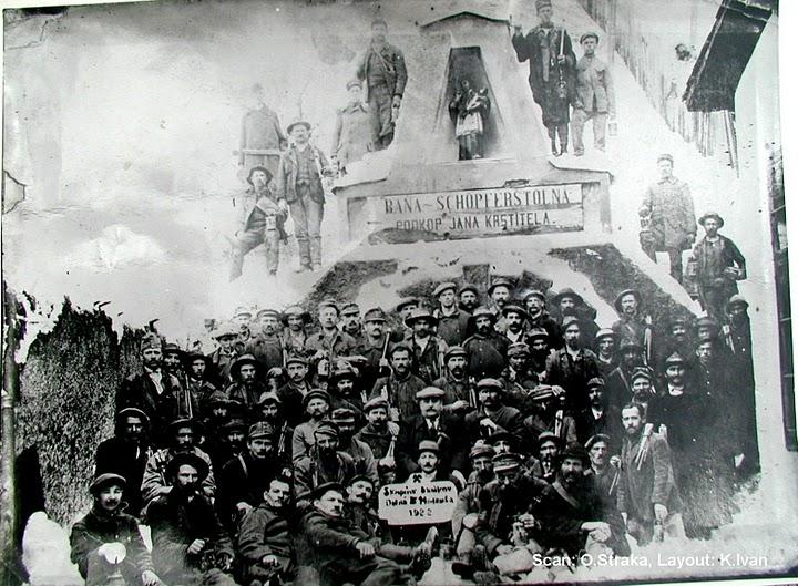 Ban ci pred Schopfer 1922