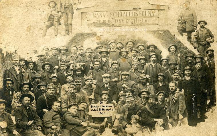 hodrusa banici 1922